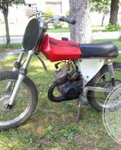 Ciclomotore Rivara