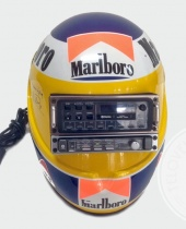 Casco-radio Formula 1