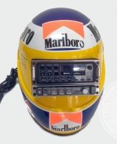 Casco-radio Formula 1