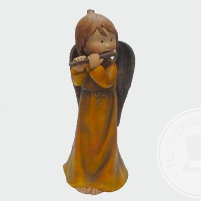 Angioletto con flauto