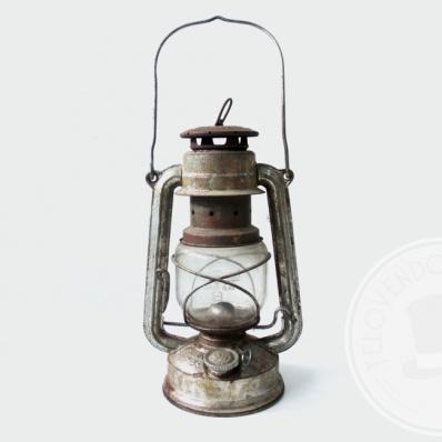Lanterna a petrolio vintage - TELOVENDOIO