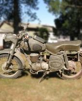 Moto Maico M 250/B