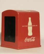 Dispenser Portatovaglioli CocaCola