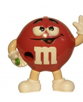 Dispenser M&M's Collectible