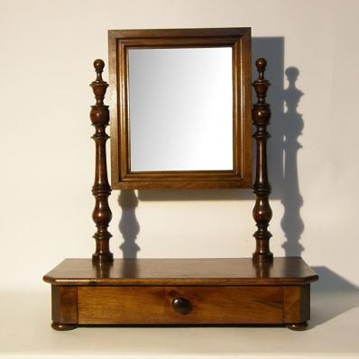 Specchio a psiche in stile Umbertino
