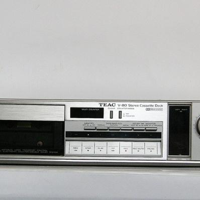 Registratore per cassette Teac V-80