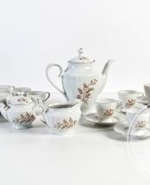 Servizio da caffé in ceramica Bavaria Jaeger