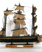Modellino Fregata Spagnola 1780