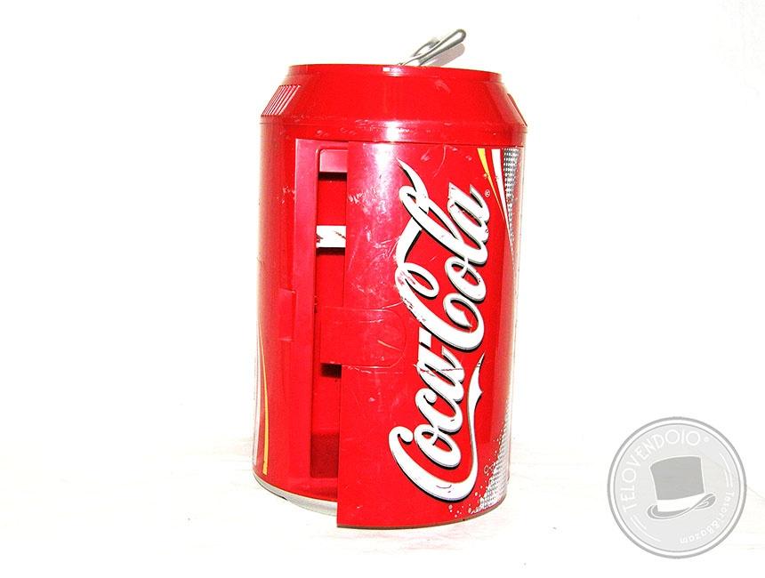 Frigo A Forma Di Lattina Cocacola Telovendoio