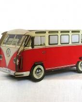Autobus Westfalia Volkswagen Porta-Kleenex
