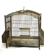Gabbia vintage per uccellini