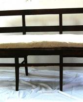 Panchetta in legno di noce
