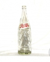 Bottiglia Pepsi Cola vintage 1940