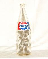 Bottiglia Pepsi Cola vintage 1970