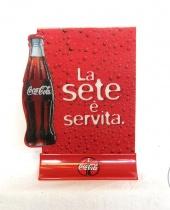 Porta Menù CocaCola
