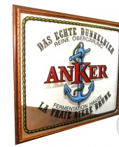 Specchio Advertising ANKER Beer
