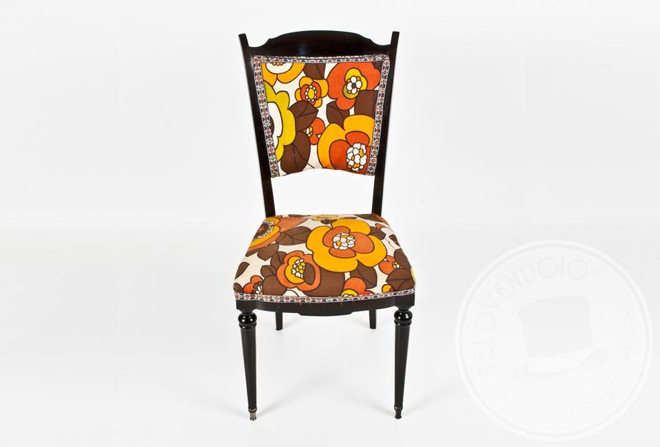 Sedie Vintage Colorate : Sedie legno colorate vintage. amazing sedie anni sedie with sedie