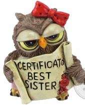 Gufo Best Sister