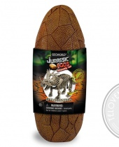Styracosaurus Scheletro -  Jurassic Eggs Assembly Set