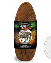 Styracosaurus Scheletro -  Jurassic Eggs Assembly Set