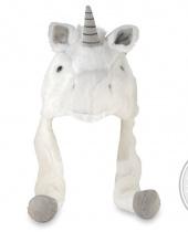 Cappello in Peluche Unicorno