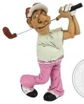 Golfista professionista
