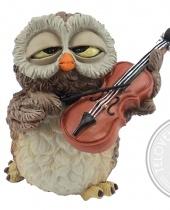 Gufo Violinista