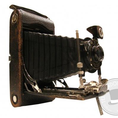 Fotocamera Kodak Autographic N°3A
