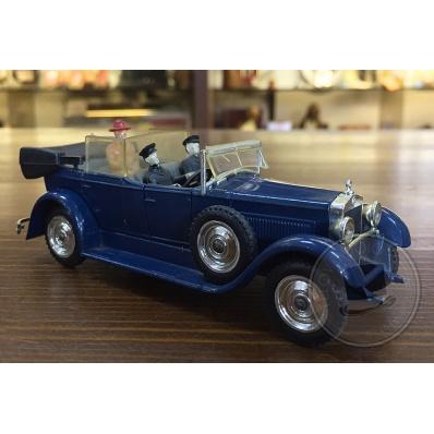 Modellino Solido Fiat 525N 1929