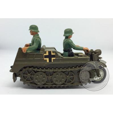 Modellino Kettenkrad  Britains LTD