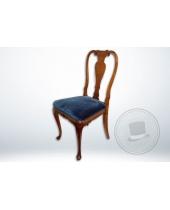 Sedia in stile Chippendale