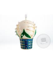 Decorazione Alessi 'Mughetti e Smeraldi' by Marcello Jori