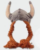 Cappello in Peluche Obelix
