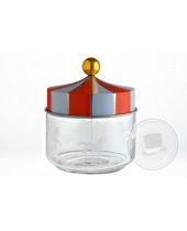 Barattolo ermetico Alessi Circus by Marcel Wanders