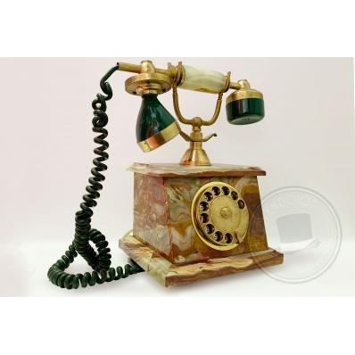 Telefono fisso in onice