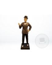 Statua Stan Laurel Stanlio