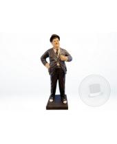 Statua Oliver Hardy - Ollio