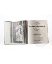 Libro La vita di Giovanni Boccaccio edizioni DCM