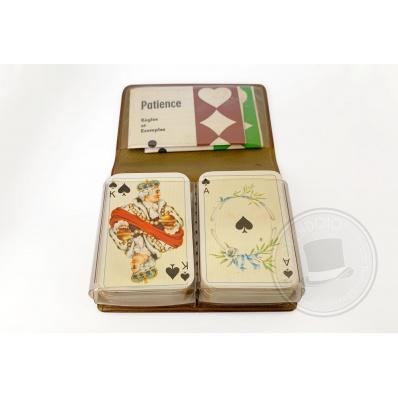 Mini mazzo di carte da gioco 'Patience'