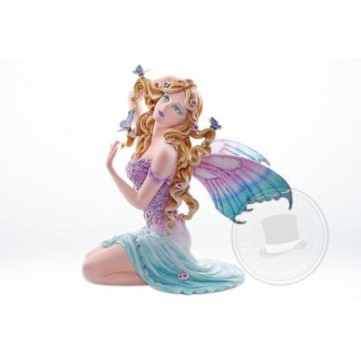 Fata Lira con farfalle