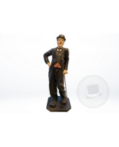 Statua Charlie Chaplin
