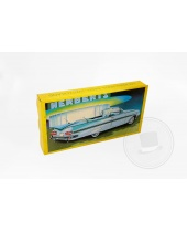 Scatola caramelle Läckerli Huus Chevrolet Cabriolet Impala 1959