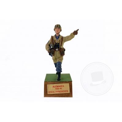 Soldatino di piombo Alemania Oficial Paracaidista 1939-45