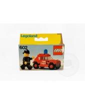 LEGO 602 Fire Chief's Car