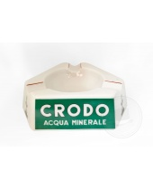 Posacenere Crodo Acqua Minerale