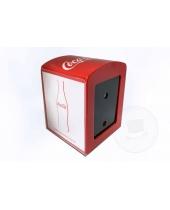 Dispenser Portatovaglioli Coca Cola 'Gustala Ghiacciata'