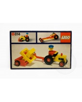 LEGO 814 Gear Farm Set