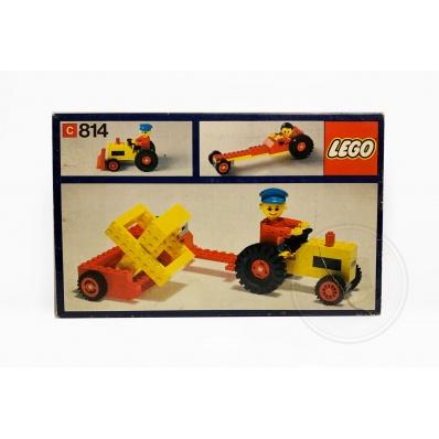LEGO 814 Gear Farm Set