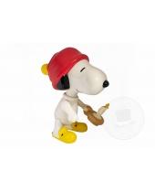 Miniatura Penauts Snoopy con candela McDonald's 2000