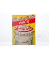 Album The World of Coca Cola Panini 1985